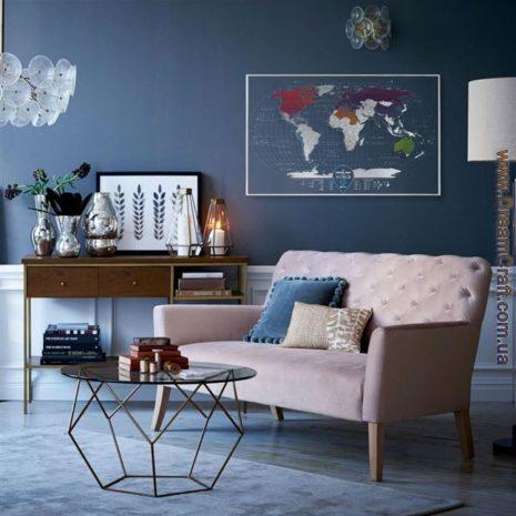 1dea Travel Map AIR World 002
