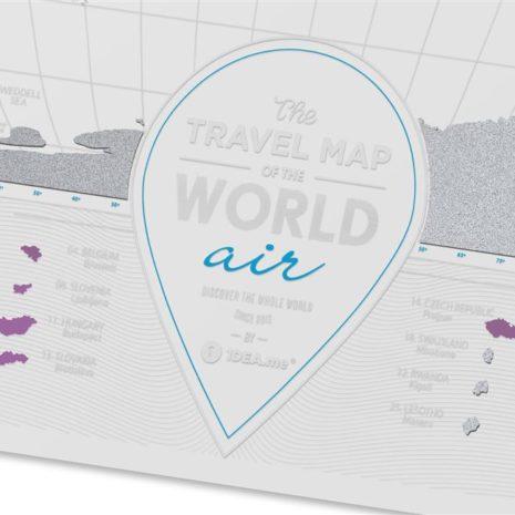 1dea Travel Map AIR World 004