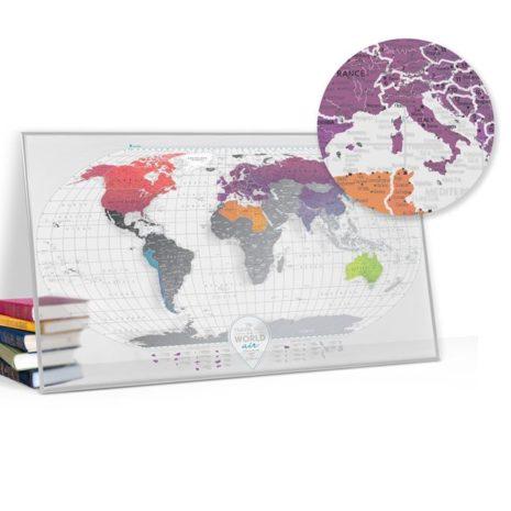 1dea Travel Map AIR World 005