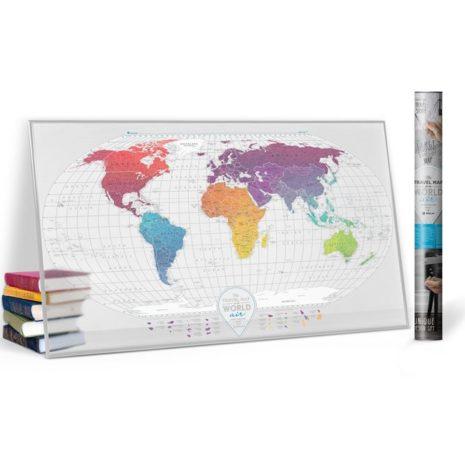 1dea Travel Map AIR World 007