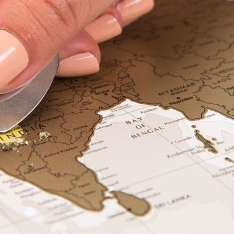 1dea Travel Map Geography World 005