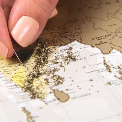 1dea Travel Map Geography World 006