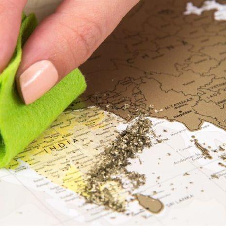 1dea Travel Map Geography World 007