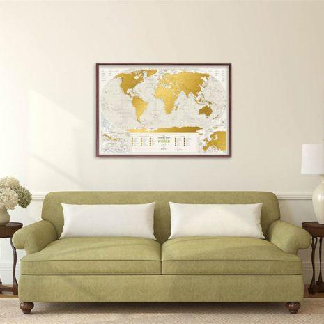 1dea Travel Map Geography World 010