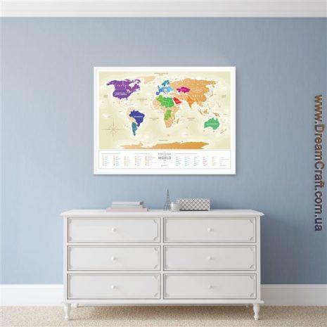 1dea Travel Map Gold World Ua 007