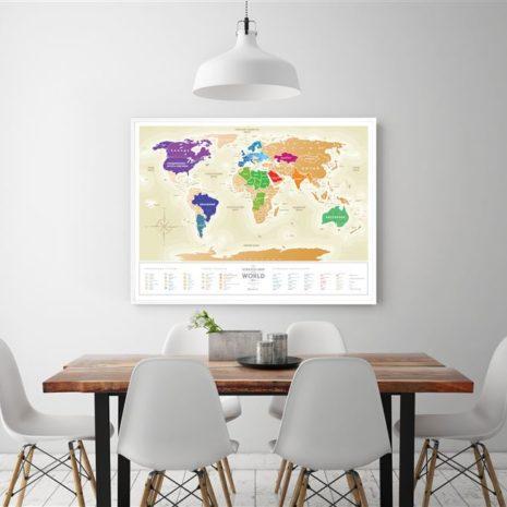 1dea Travel Map Gold World Ua 008