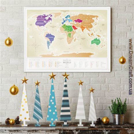 1dea Travel Map Gold World Ua 009
