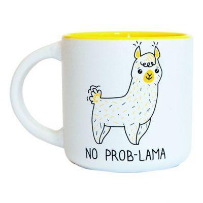 Чашка «No Prob-Lama»
