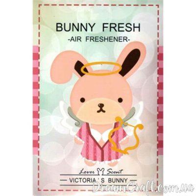 Ароматизатор Bunny Fresh VICTORIA'S BUNNY