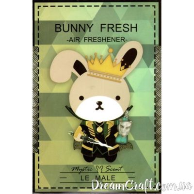 Ароматизатор Bunny Fresh LE MALE