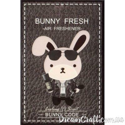 Ароматизатор Bunny Fresh BUNNY CODE