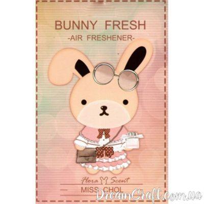 Ароматизатор Bunny Fresh MISS CHOL