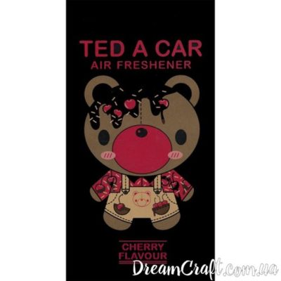 Ароматизатор Ted A Car CHERRY