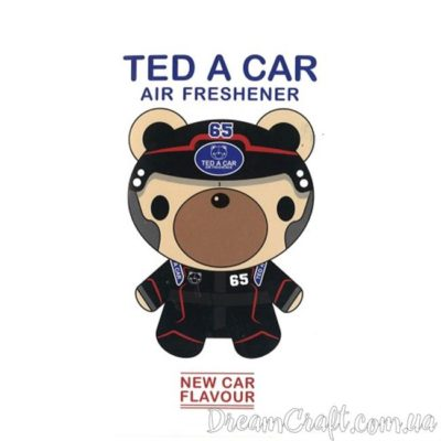 Ароматизатор Ted A Car NEW CAR