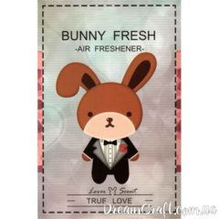 Ароматизатор Bunny Fresh TRUE LOVE