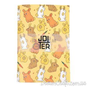 Скетчбук Jotter Bunnys A5 скоба, 60стр.