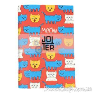 Скетчбук Jotter Cats A5 скоба, 60стр.