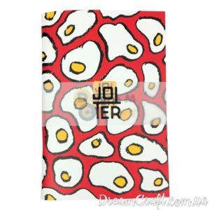 Скетчбук Jotter Eggs A5 скоба, 60стр.