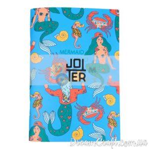 Скетчбук Jotter Mermaid A5 скоба, 60стр.