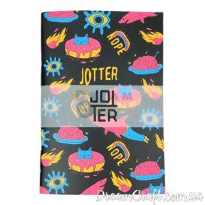 Скетчбук Jotter Nope A5 скоба, 60стр.