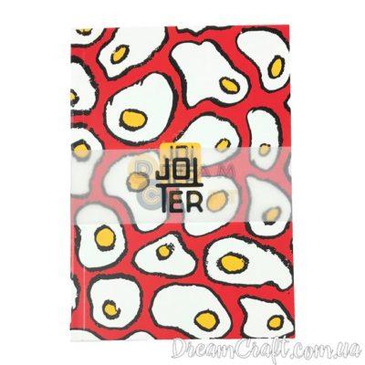 Скетчбук Jotter Eggs A5 Термоклей, 100стр.