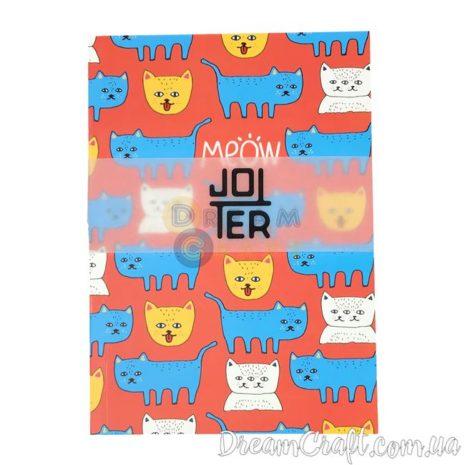 Скетчбук A5 склейка Jotter Meow
