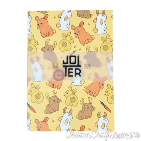 Скетчбук A5 склейка Jotter bunny