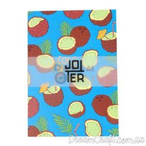 Скетчбук Jotter Coconuts A5 Термоклей, 100стр.