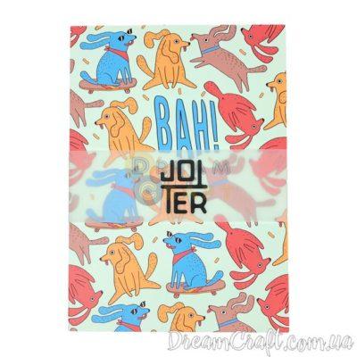 Скетчбук Jotter Dogs A5 Термоклей, 100стр.