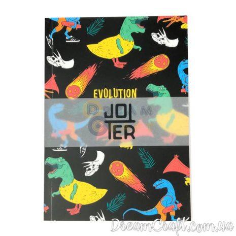 Скетчбук A5 склейка Jotter evolution