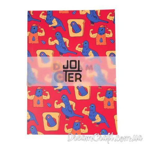 Скетчбук A5 склейка Jotter golub