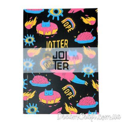 Скетчбук Jotter Nope A5 Термоклей, 100стр.