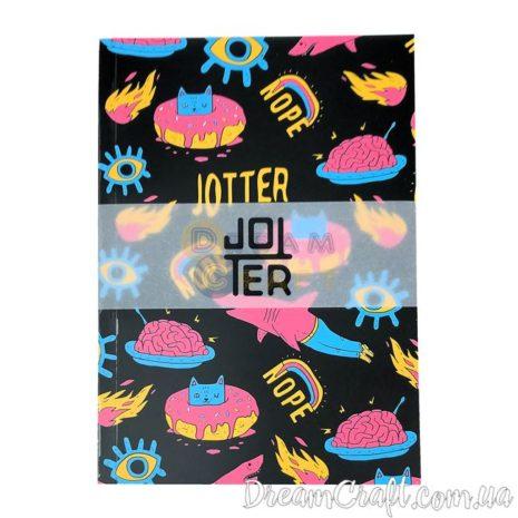 Скетчбук A5 склейка Jotter nope