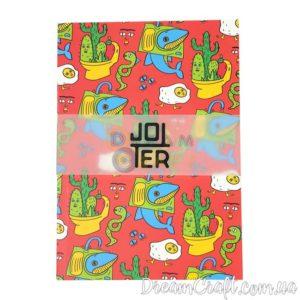 Скетчбук Jotter Shark A5 Термоклей, 100стр.