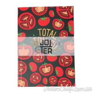 Скетчбук Jotter Total tomato A5 Термоклей, 100стр.