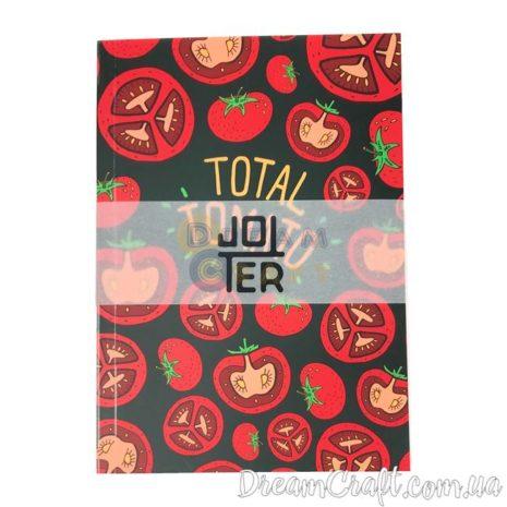 Скетчбук A5 склейка Jotter tomato