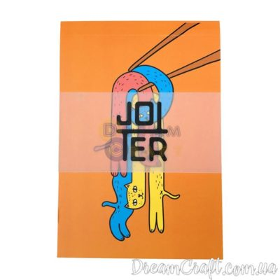 Скетчбук Jotter Kiski A6 Термоклей, 100стр.