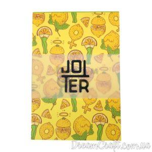 Скетчбук Jotter Lemon legs A6 Термоклей, 100стр.