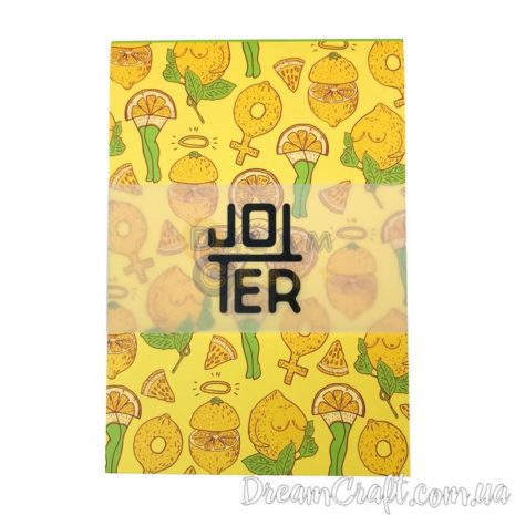Скетчбук A6 склейка Jotter lemon legs