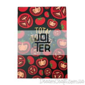 Скетчбук Jotter Total tomato A6 Термоклей, 100стр.