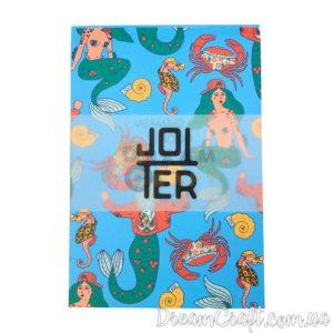 Скетчбук Jotter Underwater A6 Термоклей, 100стр.