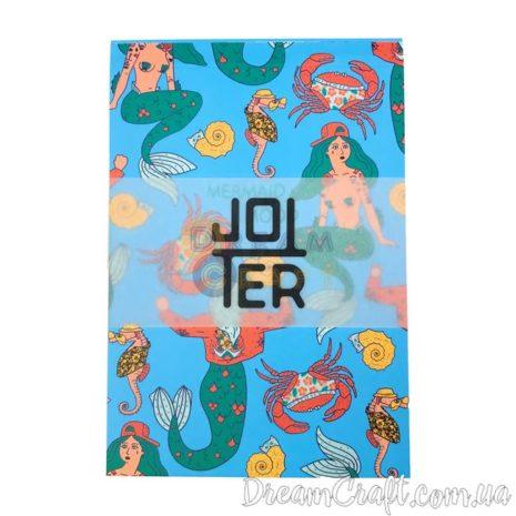 Скетчбук A6 склейка Jotter mermaid mood
