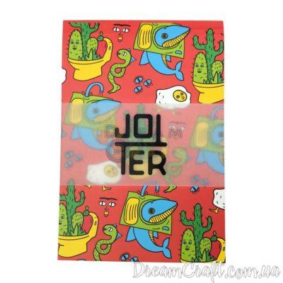 Скетчбук Jotter Shark A6 Термоклей, 100стр.