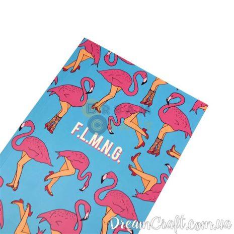 Скетчбук Jotter Flamingo A4 1