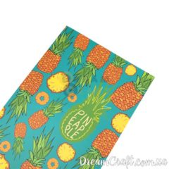 Скетчбук Jotter Pineapples A4 Термоклей, 100стр.