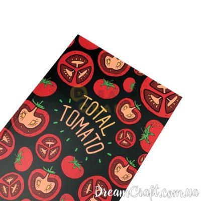 Скетчбук Jotter Total tomato A4 Термоклей, 100стр.