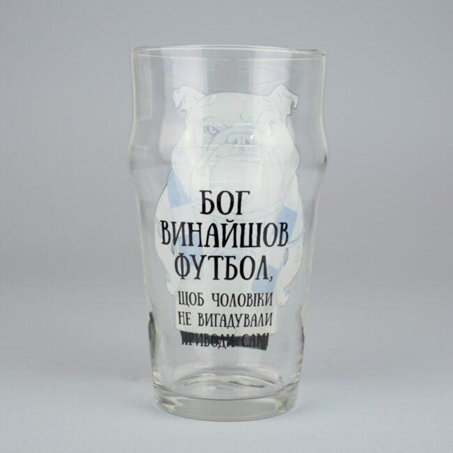 Пивной Бокал BeerMe Бульдог 0,5