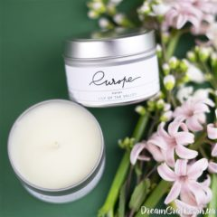 Свеча Travel Candle Europe
