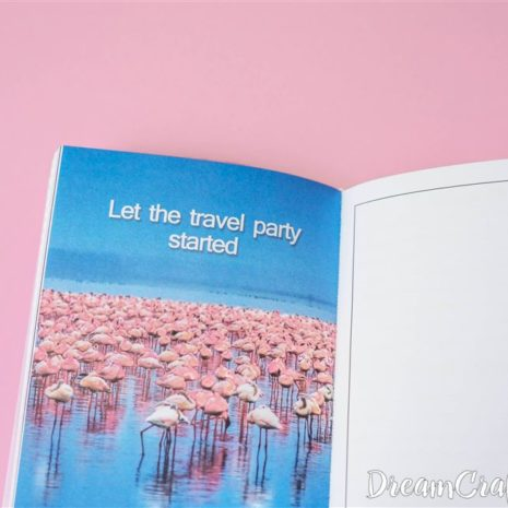 Travel Book Travel Book - pink2