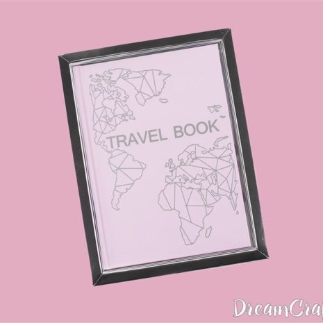 Travel Book Travel Book - pink5